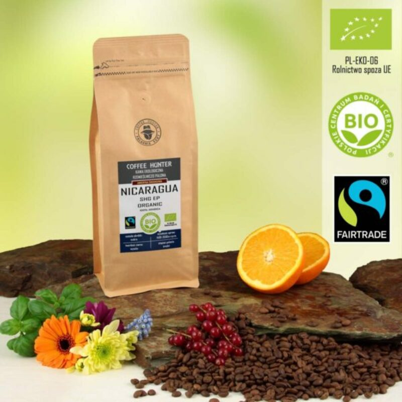 kawa Nicaragua Eko Fairtrade