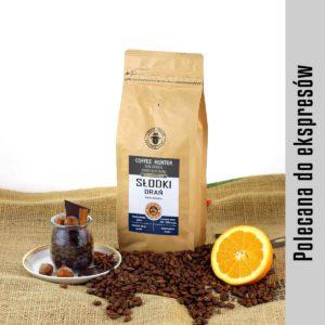 kawa słodki drań