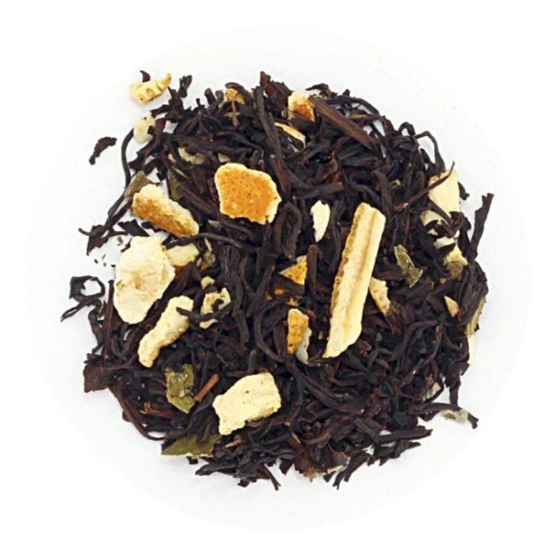 herbata hiszpańska mandarynka