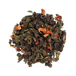 Herbata niebieska Oolong truskawkowy
