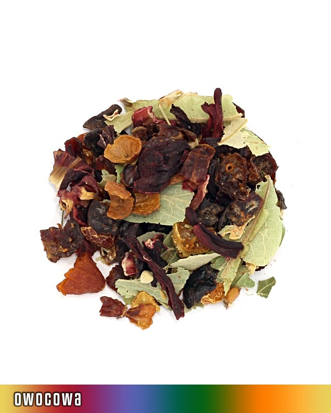 herbata owocowa lipa malina