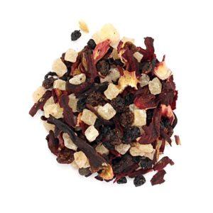 Herbata owocowa - wiśnia, rum