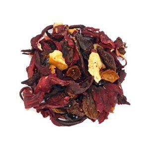 Herbata owocowa - żurawina, malina