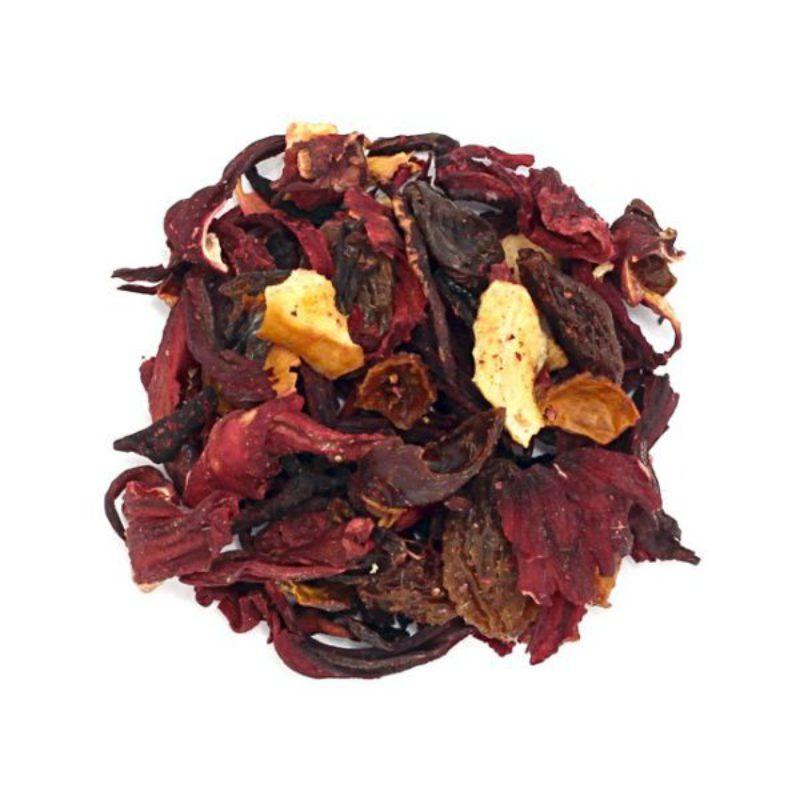 herbata owocowa żurawina malina