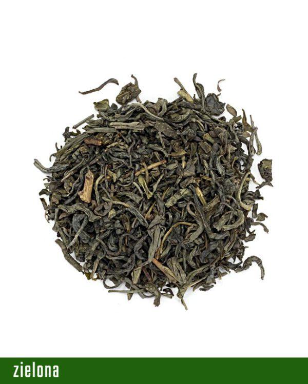 herbata zielona yunnan