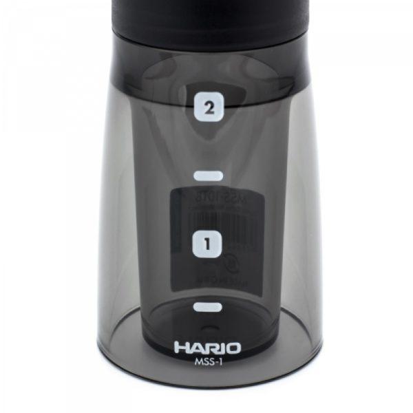 pojemnik na kawe - Hario Mini Mill Slim Plus