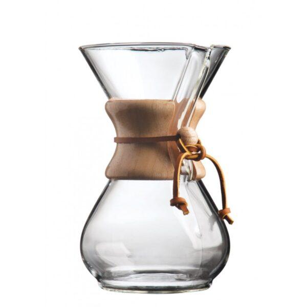 Chemex - zaparz kawę jak dawny prezydent USA