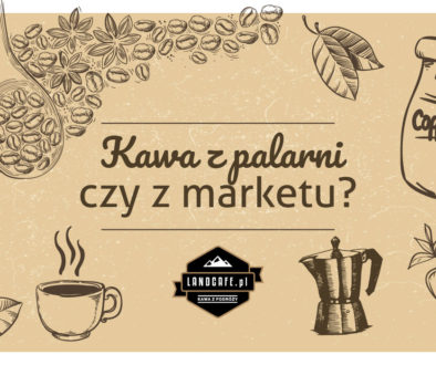 Kawa z palarni czy z marketu?