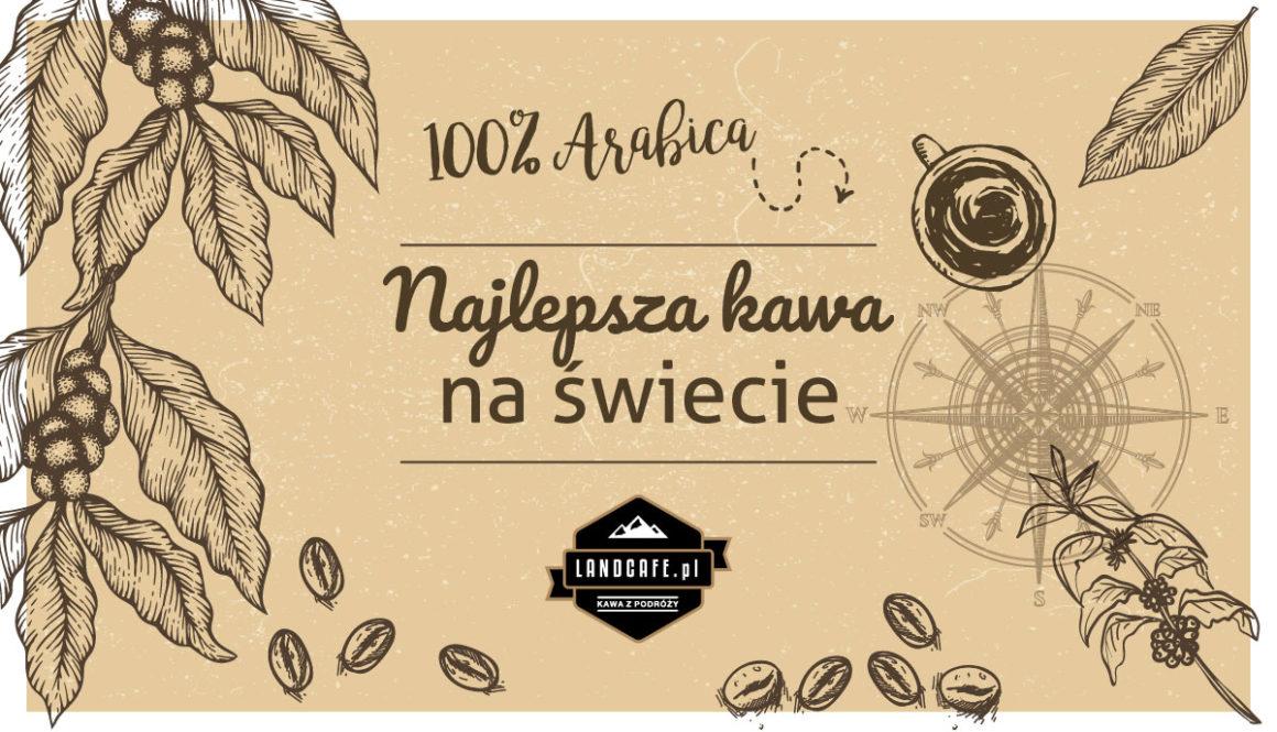 Najlepsza kawa świata - Kawa specialty