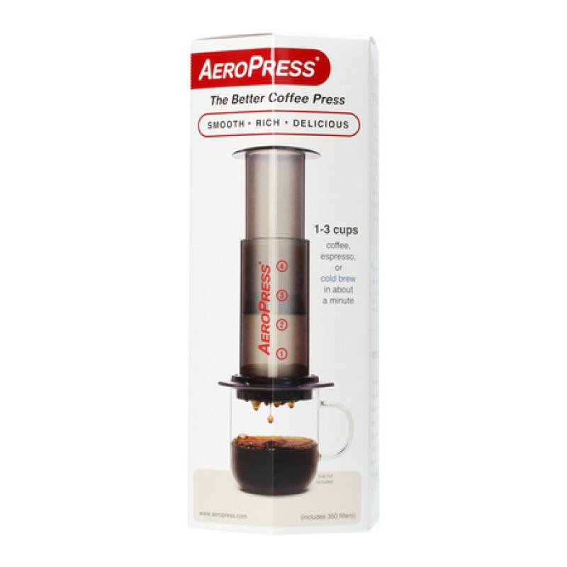 Aeropress - jak zaparzyć kawę