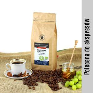 Kawa Brasilia Espresso Organic